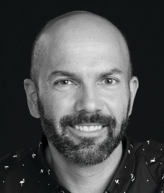 L'auteur Louis-François Dallaire