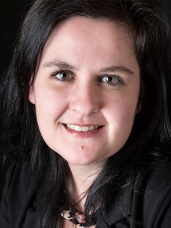 Portrait de l'auteure Marilou Addison